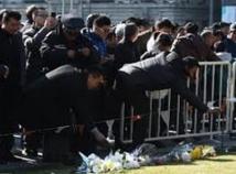 Des dizaines de morts à Shangai