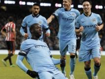 Manchester City met la pression sur Chelsea