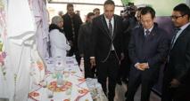L'ambassade de Chine fait un don à une association marocaine