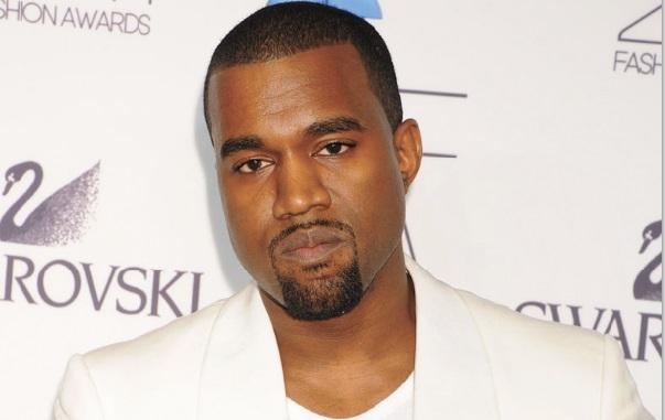 La surprise de Kanye West