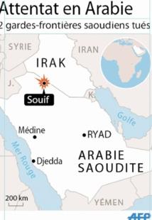 Attentat suicide à la frontière entre l'Irak et l'Arabie Saoudite