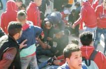 Vandalisme au Douar Souk Tlat Lawlad