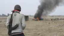 Des heurts et attaques suicide à Al-Anbar en Irak