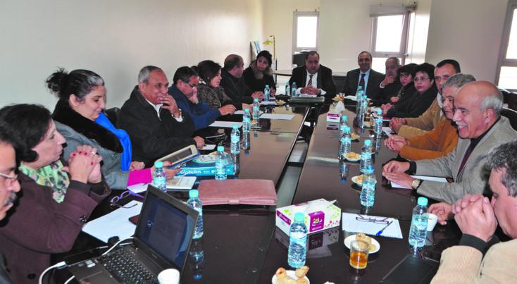 L'USFP appelle le gouvernement à ouvrir un véritable dialogue politique permettant de fixer un agenda pour toutes les échéances électorales