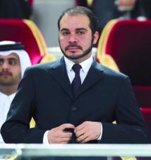 Platini: Le prince Ali a toute légitimité