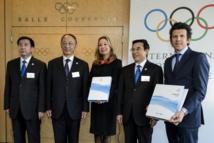 La course est lancée entre Pékin et Almaty