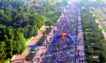 70 top runners au 26ème Marathon international de Marrakech