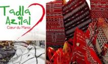 La diversité du patrimoine artisanal de Tadla-Azilal mise en relief