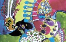 Moustapha Zoufri, un artiste qui libère les lettres et déstructure les formes