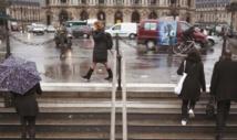 A Paris, la vie en noir