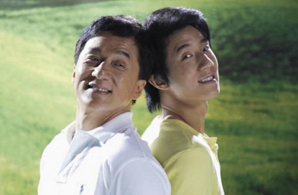 Condamnation du fils de Jackie Chan