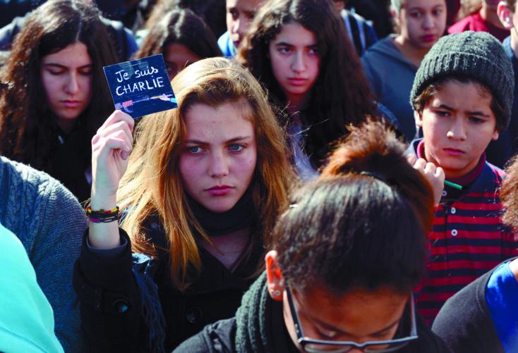 Vue du Maroc, la solidarité avec Charlie Hebdo est à géométrie variable