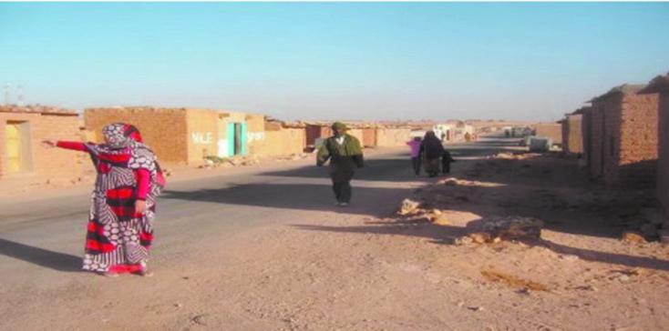 Nouvelles manifestations dans les camps de Tindouf