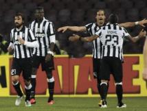 La Juventus accentue son avance sur l'AS Rome