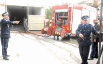 Incendie au tribunal de première instance de Aïn Sbâa