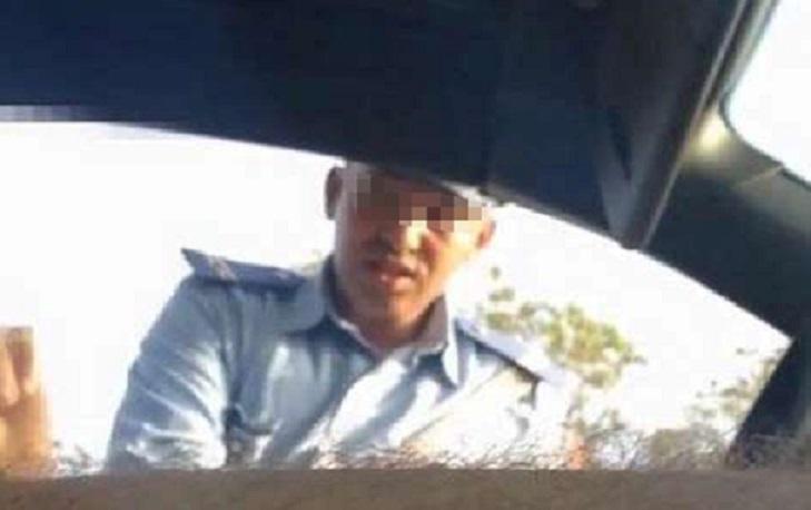La vidéo d'un policier corrompu à Essaouira fait le buzz