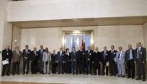 Accord sur un agenda pour la formation un gouvernement libyen d'unité nationale