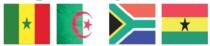 Groupe C : L'Algérie favorite