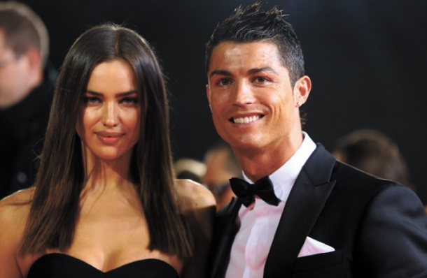 Irina Shayk se sépare de Cristiano Ronaldo