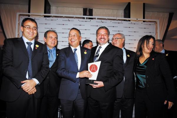 Hamid Bentahar, personnalité de l'année du secteur touristique