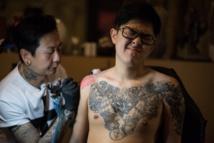 En Corée du Sud, les tatouages font  fureur mais les tatoueurs sont hors la loi