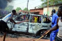 La colère contre Charlie Hebdo fait de nouveaux morts au Niger