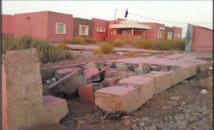 L'hôpital d'Aouessred tombe en ruine