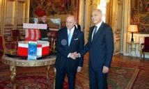 Le chef de la diplomatie marocaine à Paris