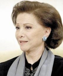 Condoléances Royales à la famille de Faten Hamama