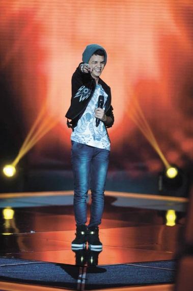Un jeune Marocain épate le jury de The Voice France