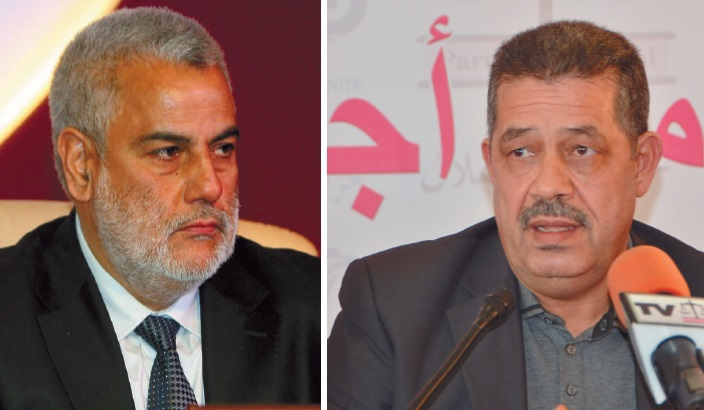 Hamid  Chabat : Pour peu qu'il soit sincère, Benkirane doit diligenter des enquêtes en bonne et due forme