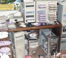 Le CCM saisit plus de 15.000 DVD piratés