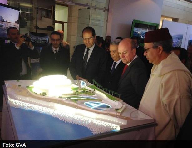 L'Aquarium de Casablanca renaît de ses cendres et change d'adresse