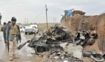 Sept morts dans une attaque suicide au nord de Bagdad