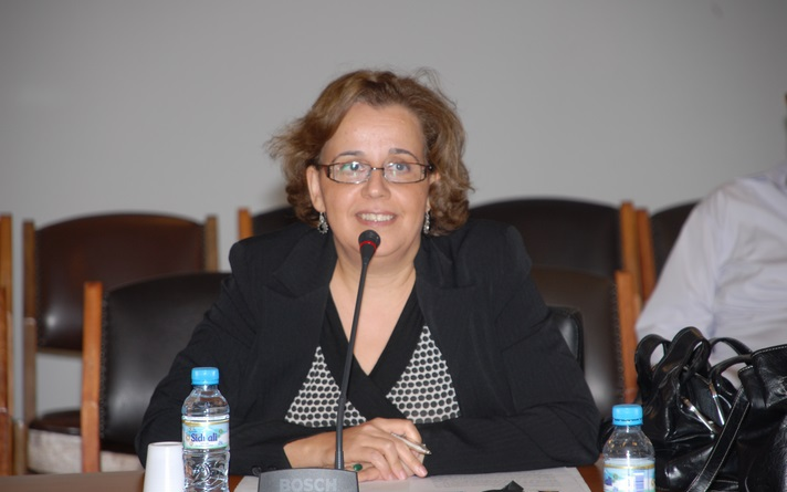 Khadija Rouissi menacée de mort par Daech