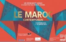 L'exposition d'art contemporain la plus fréquentée  dans l'histoire de l'IMA
