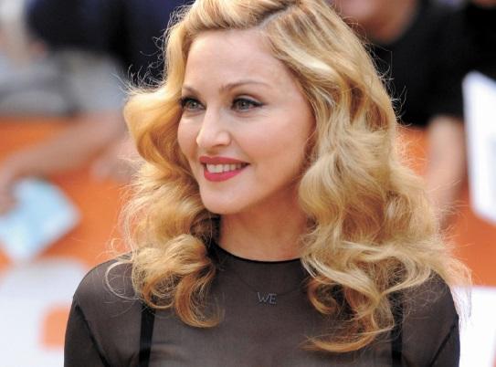 Madonna victime de piratage, un suspect arrêté