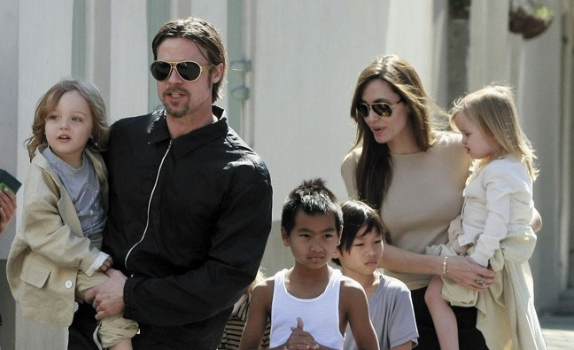 Bientôt un 7ème enfant pour Angelina Jolie et Brad Pitt
