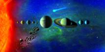 Deux nouvelles planètes aux confins du système solaire ?
