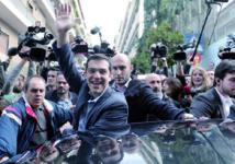 Alexis Tsipras, opposant chevronné aux portes du pouvoir en Grèce