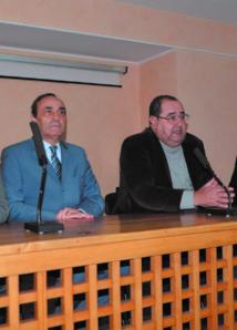 Habib El Malki, directeur de publication d'Al Ittihad Al Ichtiraki et Libération
