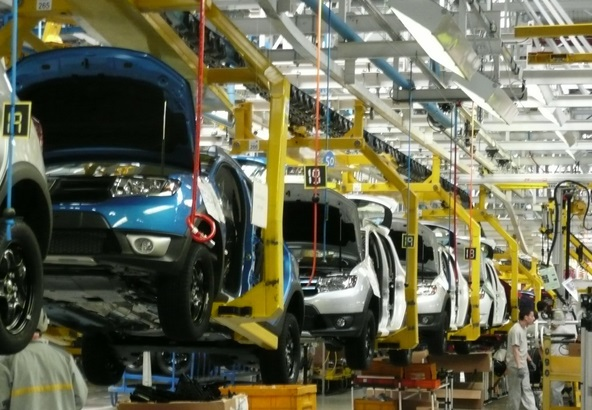 Renault exporte plus de la moitié de sa production marocaine