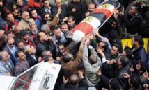 L'anniversaire du  soulèvement fait une vingtaine  de morts en Egypte