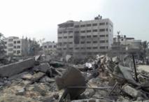 L'ONU suspend son aide aux réparations de maisons à Gaza