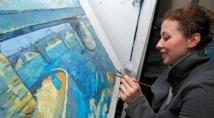 L'univers de Van Gogh ressuscité dans un film animé né de ses toiles