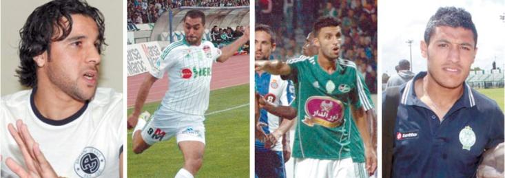 Le Raja sanctionne financièrement quatre joueurs cadres