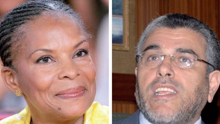 Rencontre des ministres de la Justice du Maroc et de la France