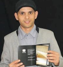 Achraf Beznani présent en force dans les magazines internationaux