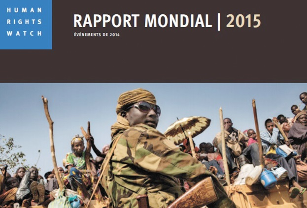 HRW dresse un  bilan peu amène de la situation des droits humains  au Maroc