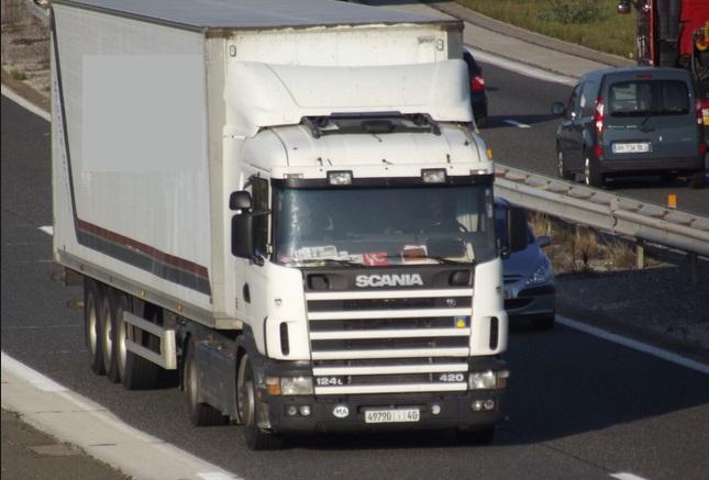 Les transporteurs routiers en grève à partir de ce lundi